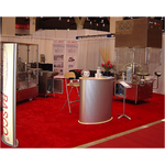 Bascotech Messestand USA - Infocounter KF