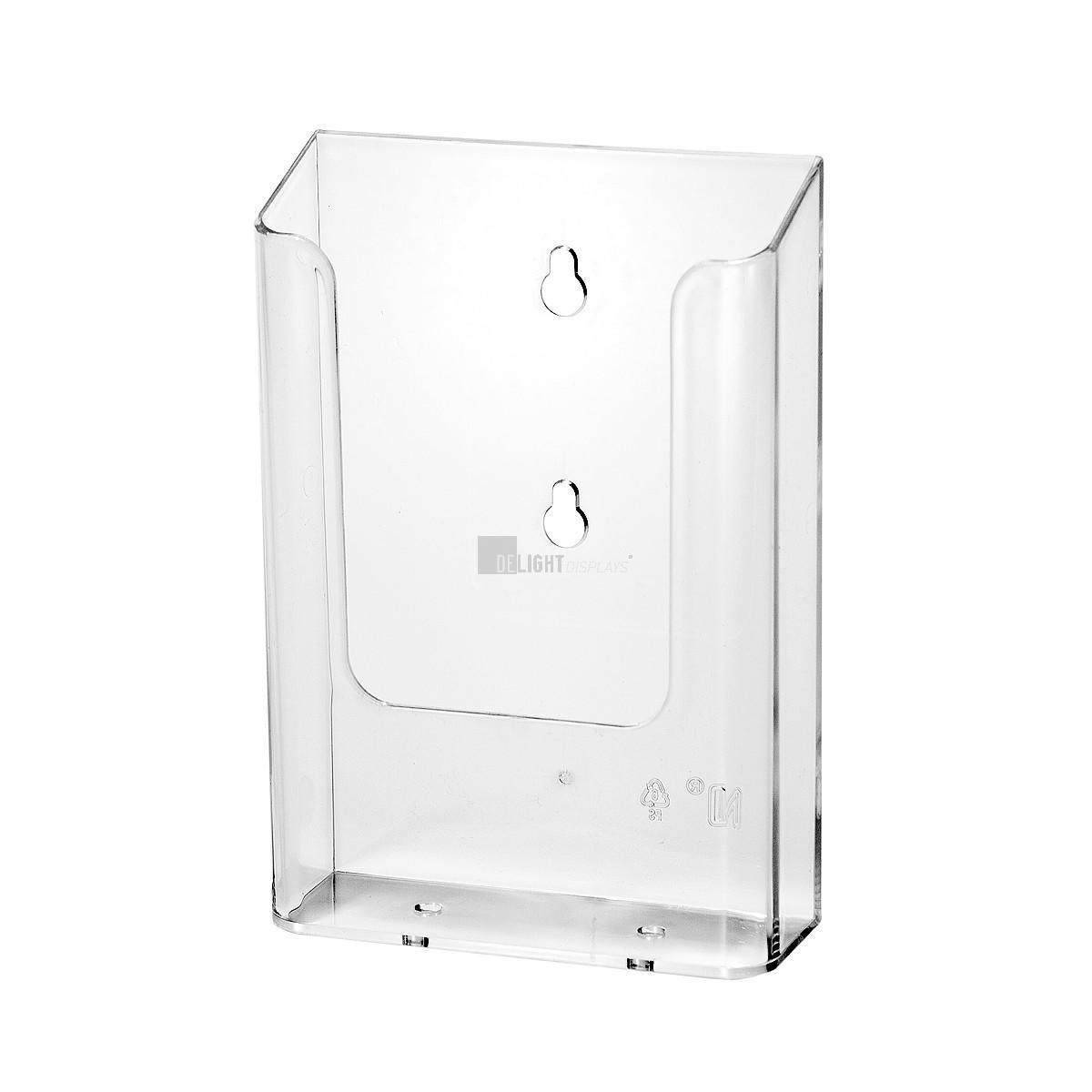 wandprospekthalter din lang a6 delight displays. Black Bedroom Furniture Sets. Home Design Ideas