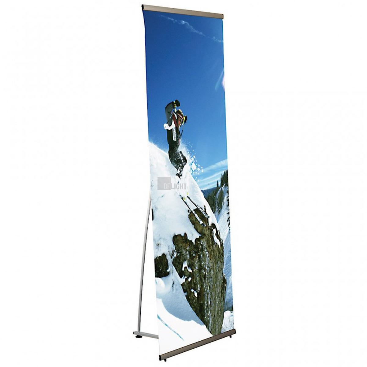 L-Banner Display Snapy 800 x 2000