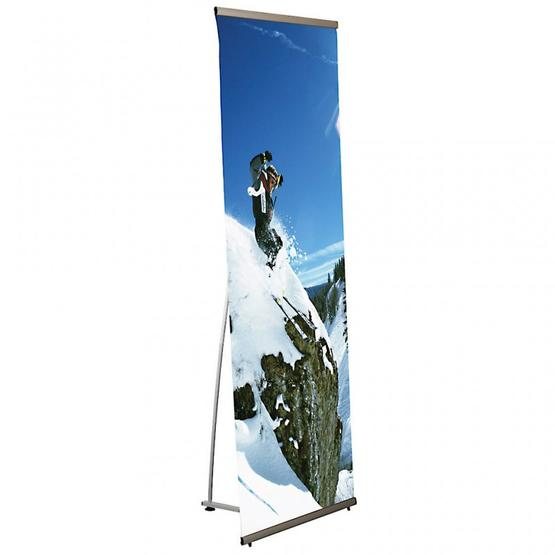 L-Banner Display Snapy 1000 x 2000